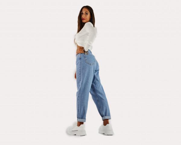 Jeans mum fit