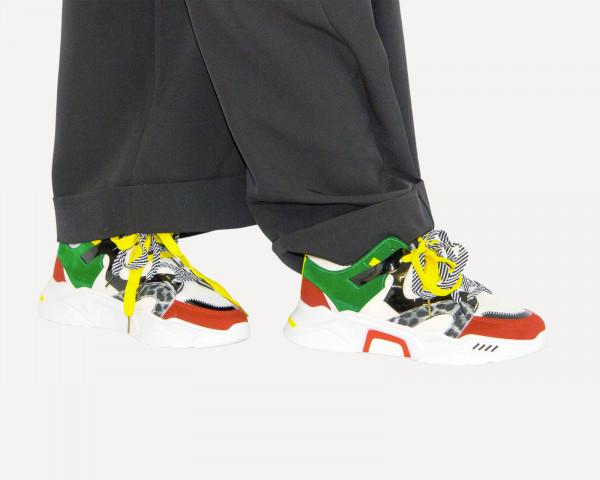 Sneakers colorata