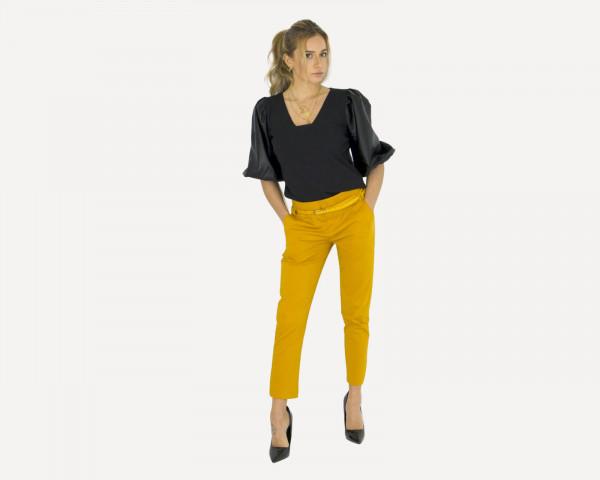 Pantalone Classico Senape